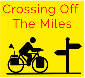 Crossing Off the Miles